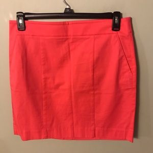 Ann Taylor Madison skirt size 8